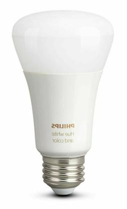 Philips Hue White and Color Ambience A19 2000 - 6500k - Blue