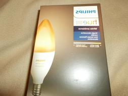 Philips Hue White And Color Decorative Candle 40w Dimmable S