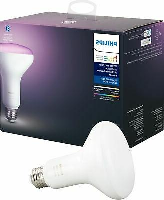 hue white and color ambiance br30 2nd
