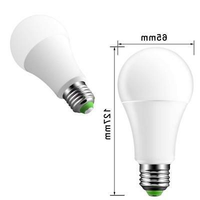 E26 LED Light Bulbs RGB Color Changing 15W A19 Warm White Remote 2 Pack