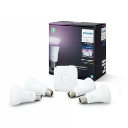 Phillips Hue Brand New 471960 White and Color Ambiance 60W S
